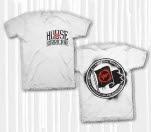 House vs Hurricane Flag White T-Shirt