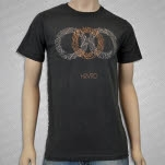 HRVRD Circles Charcoal T-Shirt
