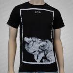 HRVRD Wolf Black T-Shirt