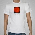 Husking Bee Sun and Moon White T-Shirt