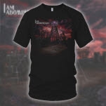 I Am Abomination Album Art Black T-Shirt