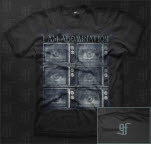 I Am Abomination TVs Black T-Shirt
