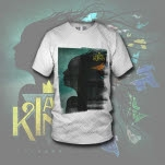 I Am King Album Art White T-Shirt