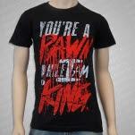 I Am King Pawn Black T-Shirt
