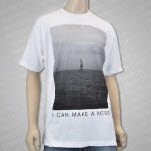 I Can Make A Mess You Are Not Alone White T-Shirt