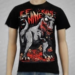 Ice Nine Kills Dino Black T-Shirt