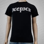 Icepick Gothic White Black T-Shirt
