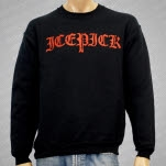 Icepick Gothic Logo Pullover