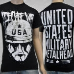 I Declare War Army Black T-Shirt