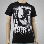 I Declare War Cops Black T-Shirt