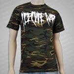 I Declare War Logo Camo T-Shirt