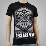 I Declare War March On T-Shirt