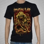 I Declare War Pirate Black T-Shirt