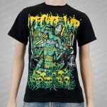 I Declare War Savior Black T-Shirt