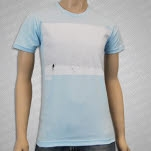 IDLEHANDS The Explorer Light Blue T-Shirt