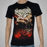 Impending Doom Impending Doom Album Black T-Shirt