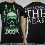 official Impending Doom Candles Black T-Shirt