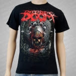 Impending Doom Doom Shield Black T-Shirt