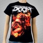 Impending Doom Mech Black T-Shirt