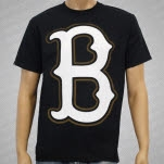 Indecision Big inchBinch Black T-Shirt