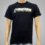 Indecision NYHC Skull T-Shirt