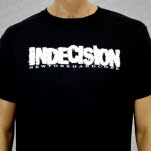 Indecision NY Hardcore Black T-Shirt