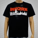 Indecision Skyline Black T-Shirt