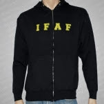 In Fear And Faith Faith Hoodie Zip