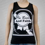 In Fear And Faith Faith Tank Top