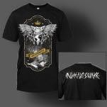 In Hearts Wake Skydancer Black T-Shirt