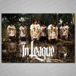 In League Band Poster