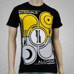 Intervals Alchemy Black T-Shirt