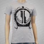 Intervals Crest Heather Grey T-Shirt