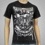Intervals Matahari Black T-Shirt