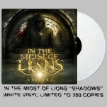 In The Midst Of Lions Shadows White Vinyl LP
