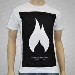 inVogue Records InVogue Records Logo White T-Shirt