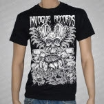 inVogue Records Sunflower Black T-Shirt
