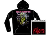 Iron Maiden Killers Hooded Sweatshirt