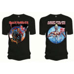 Iron Maiden Euro Tour T-Shirt