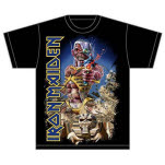 Iron Maiden Somewhere Back in Time T-Shirt