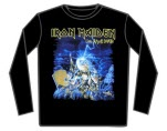 Iron Maiden Live After Death Long Sleeve T-shirt