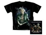 Iron Maiden Benjamin Close Up T-Shirt