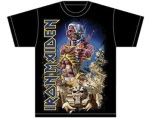 Iron Maiden Somewhere Back Jumbo T-Shirt