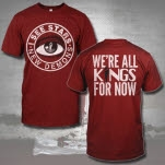 I See Stars Kings Maroon T-Shirt
