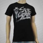 I See Stars Logo Black T-Shirt
