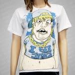 I See Stars Old Dude White T-Shirt
