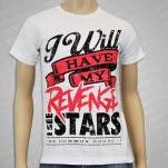 I See Stars Revenge White T-Shirt