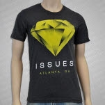 Issues Diamond Dark Heather T-Shirt