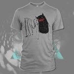 Issues Monster Heather Grey T-Shirt