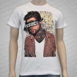 Issues Metal Swag White T-Shirt